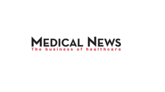 Medical News on white background