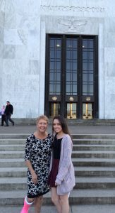 Patient Advocate Anna Marie's voice made a difference: House Bill 4105 in Oregon passed!